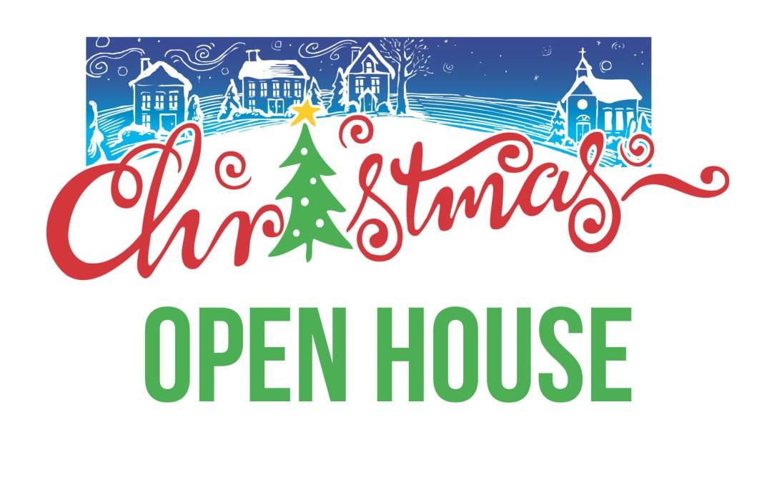 Christmas Open House.Christmas Open House Meals For The Elderly