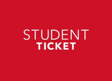 2018 Student Ticket (ages 5-18) 1