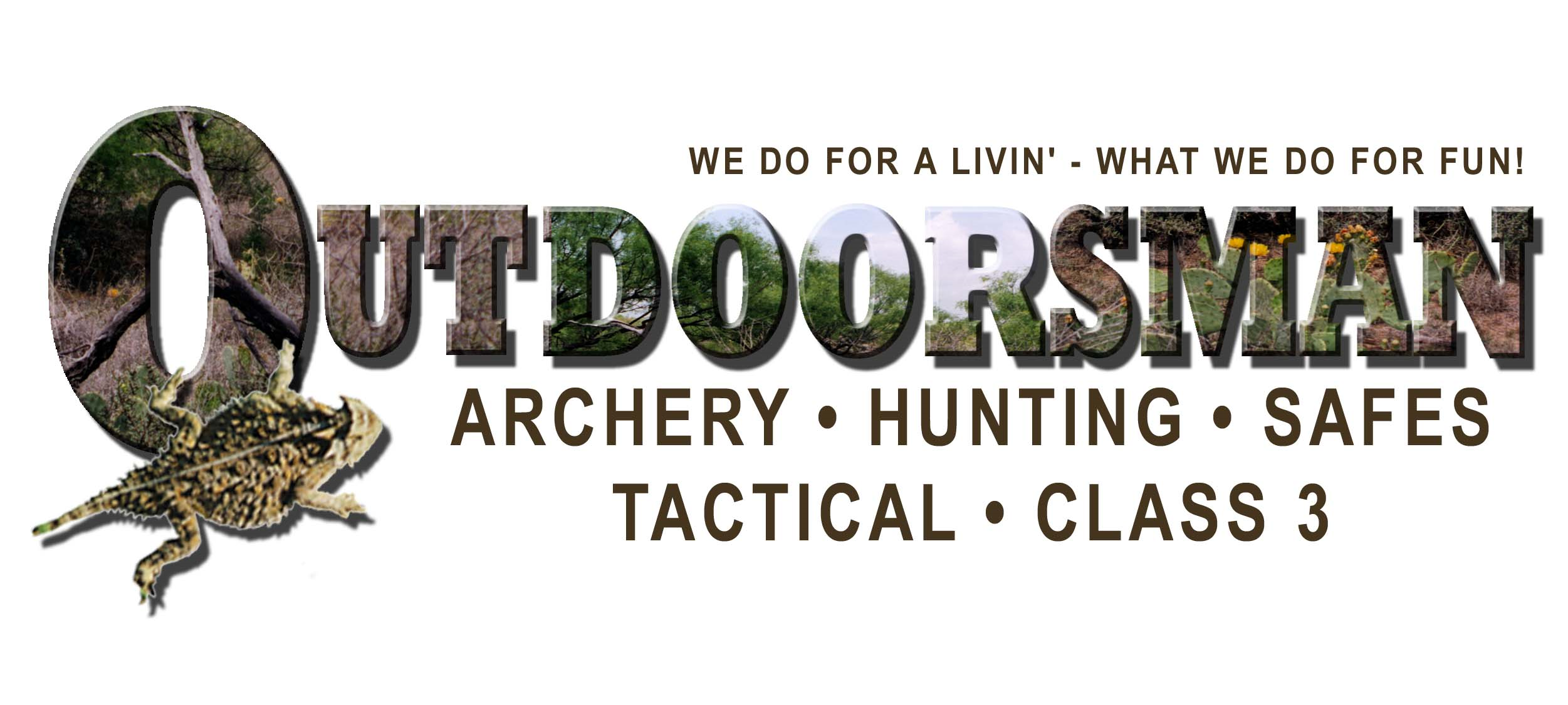 Outdoorsman Logo